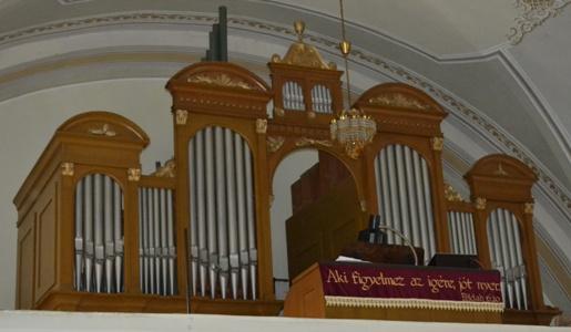nagykapos orgona
